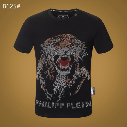 Philipp Plein PP T-Shirts Short Sleeved O-Neck For Men #809294