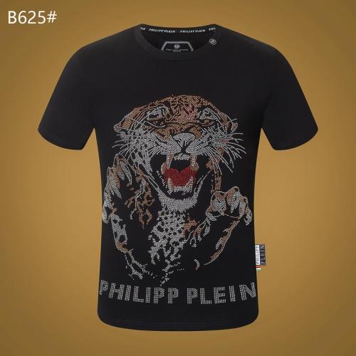 Philipp Plein PP T-Shirts Short Sleeved O-Neck For Men #809294