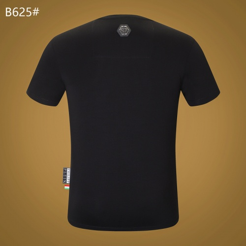 Replica Philipp Plein PP T-Shirts Short Sleeved O-Neck For Men #809294 $27.00 USD for Wholesale