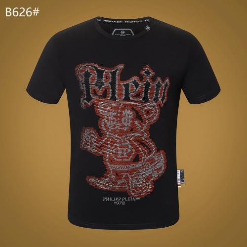 Philipp Plein PP T-Shirts Short Sleeved O-Neck For Men #809296
