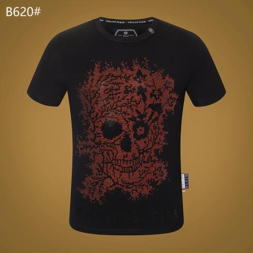 Philipp Plein PP T-Shirts Short Sleeved O-Neck For Men #809297