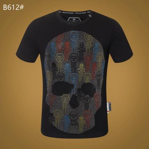 Philipp Plein PP T-Shirts Short Sleeved O-Neck For Men #809305