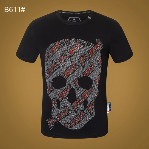 Philipp Plein PP T-Shirts Short Sleeved O-Neck For Men #809306
