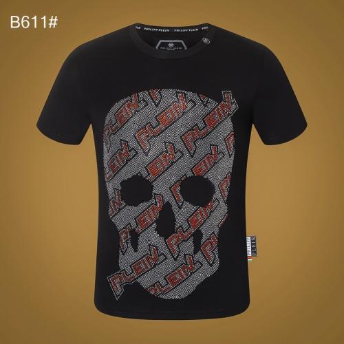Philipp Plein PP T-Shirts Short Sleeved O-Neck For Men #809306
