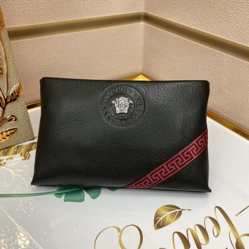 Versace AAA Man Wallets #809371