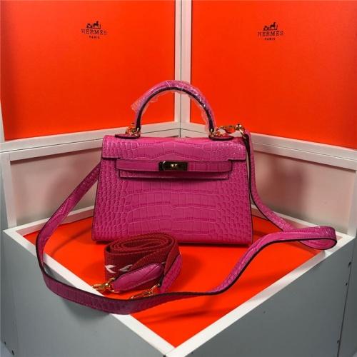 Hermes AAA Quality Messenger Bags For Women #809398