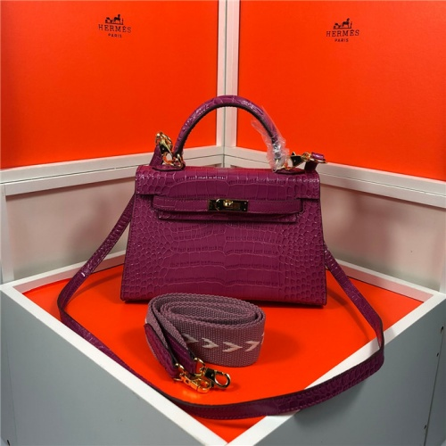 Hermes AAA Quality Messenger Bags For Women #809399