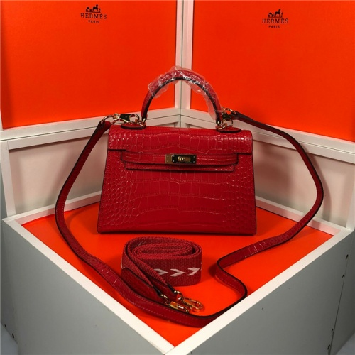 Hermes AAA Quality Messenger Bags For Women #809400