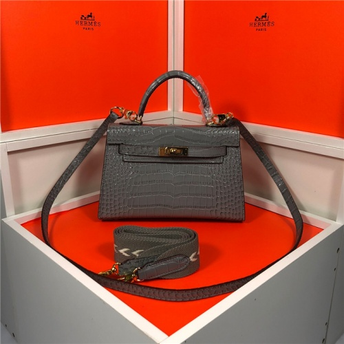 Hermes AAA Quality Messenger Bags For Women #809403