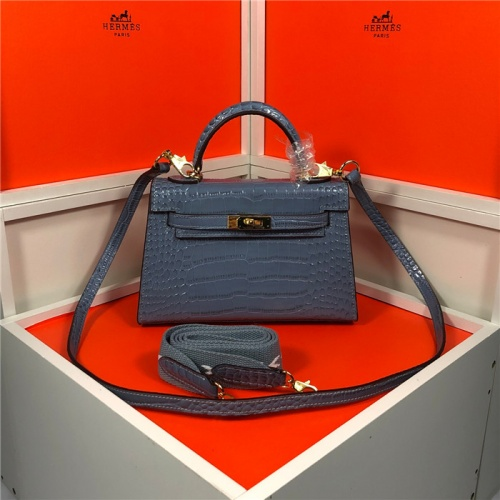Hermes AAA Quality Messenger Bags For Women #809404