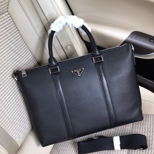 Prada AAA Man Handbags #809410