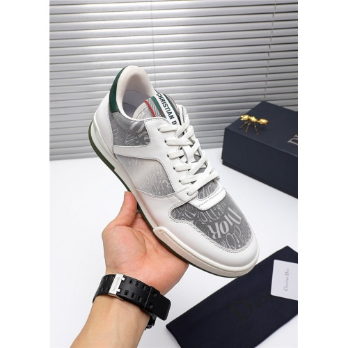 Replica Christian Dior Casual Shoes For Men #809417 $100.00 USD for Wholesale