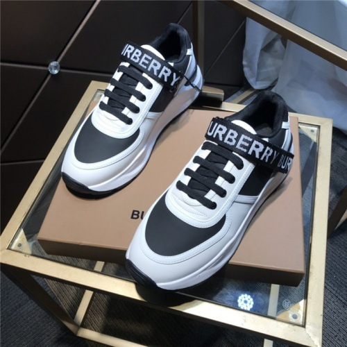 Burberry Casual Shoes For Men #809425