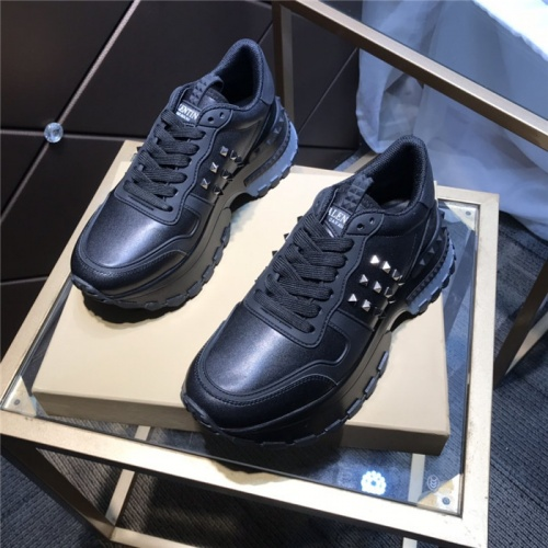 Valentino Casual Shoes For Men #809435 $102.00 USD, Wholesale Replica Valentino Casual Shoes