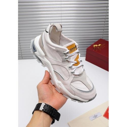 Replica Valentino Casual Shoes For Men #809448 $96.00 USD for Wholesale