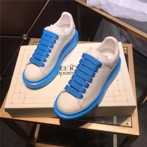 Alexander McQueen Casual Shoes For Men #809456