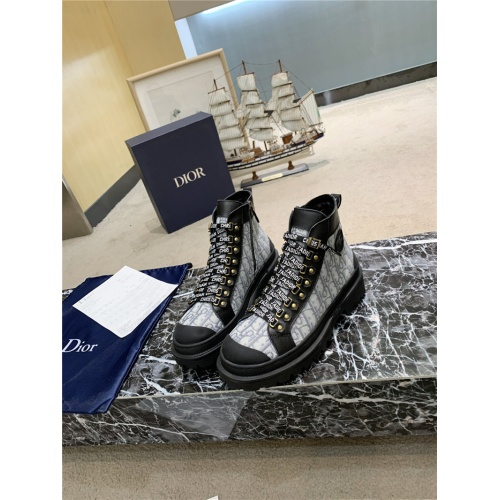 Christian Dior Boots For Men #809577