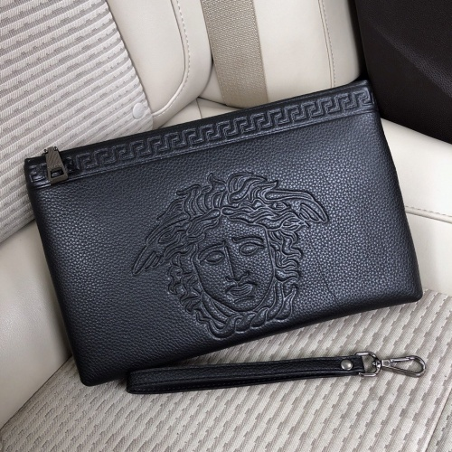 Versace AAA Man Wallets #809581