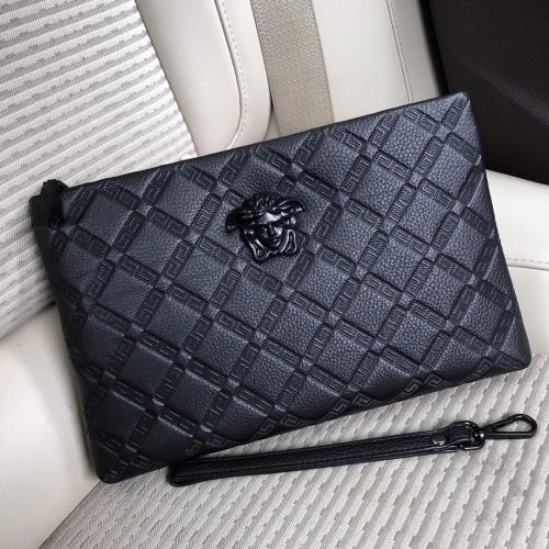 Versace AAA Man Wallets #809582