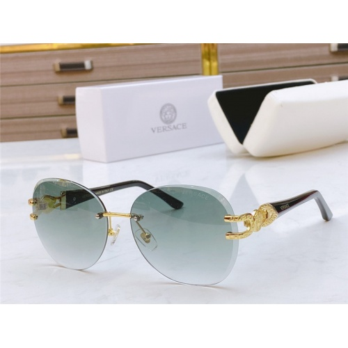 Versace AAA Quality Sunglasses #809623