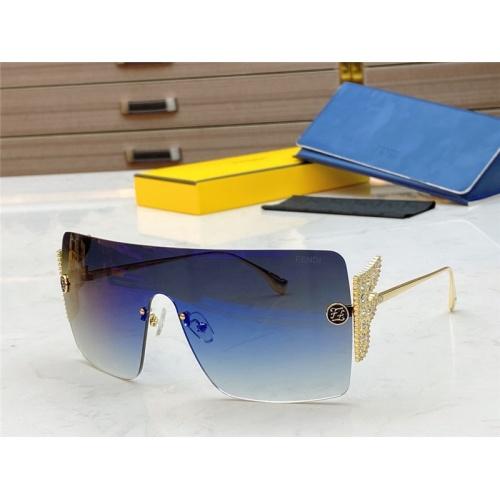 Fendi AAA Quality Sunglasses #809625