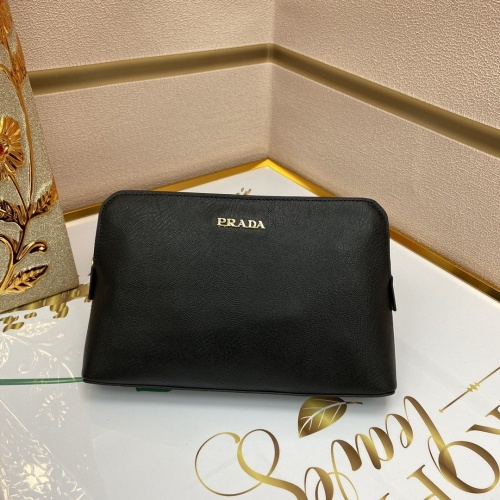 Prada AAA Man Wallets #809652