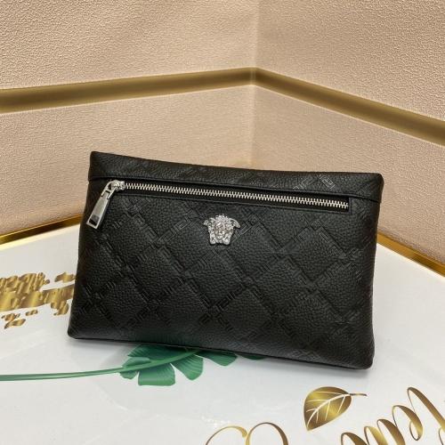 Versace AAA Man Wallets #809696