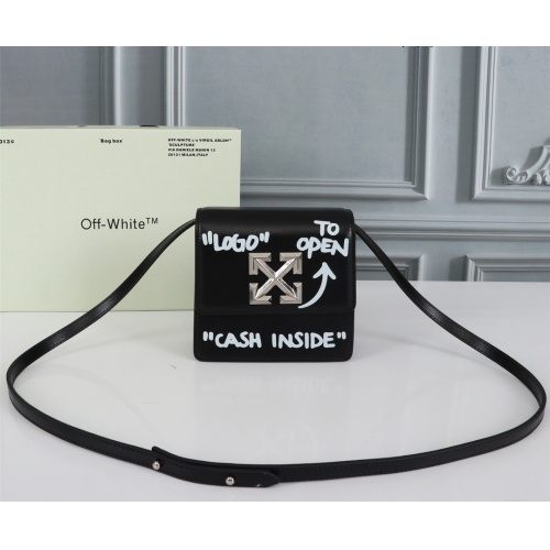 Off-White AAA Quality Messenger Bags For Women #809794
