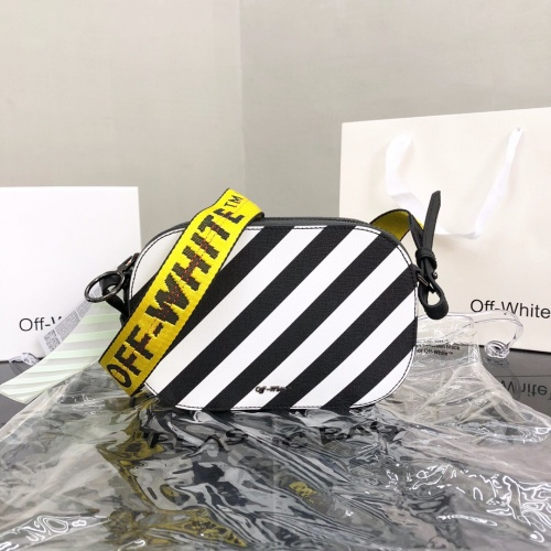 Off-White AAA Quality Messenger Bags For Women #809802