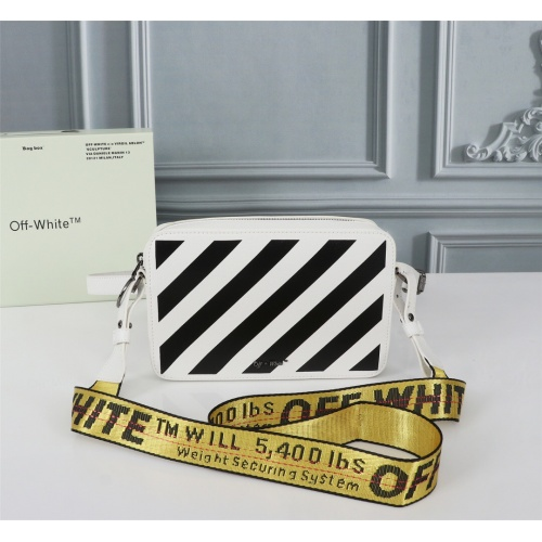 Off-White AAA Quality Messenger Bags For Women #809810
