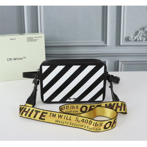 Off-White AAA Quality Messenger Bags For Women #809811