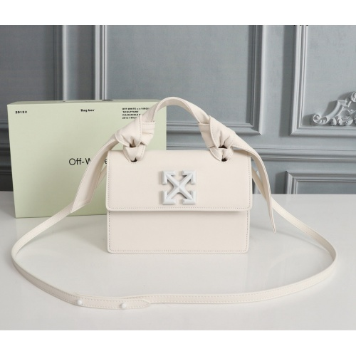 Off-White AAA Quality Messenger Bags For Women #809840