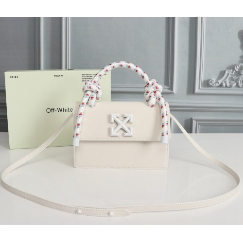 Off-White AAA Quality Messenger Bags For Women #809843