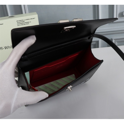 Replica Off-White AAA Quality Messenger Bags For Women #809846 $192.00 USD for Wholesale