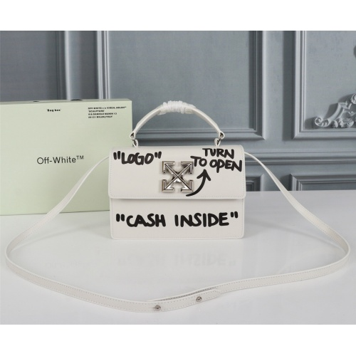 Off-White AAA Quality Messenger Bags For Women #809848