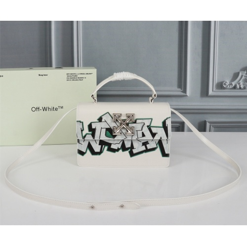 Off-White AAA Quality Messenger Bags For Women #809852