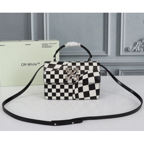 Off-White AAA Quality Messenger Bags For Women #809853