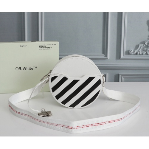 Off-White AAA Quality Messenger Bags For Women #809861