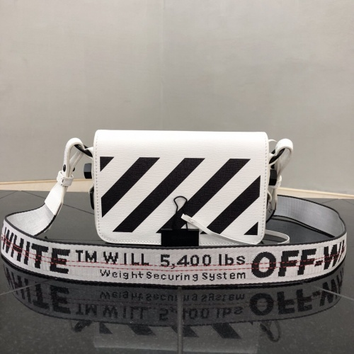 Off-White AAA Quality Messenger Bags For Women #809867