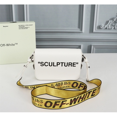 Off-White AAA Quality Messenger Bags For Women #809868