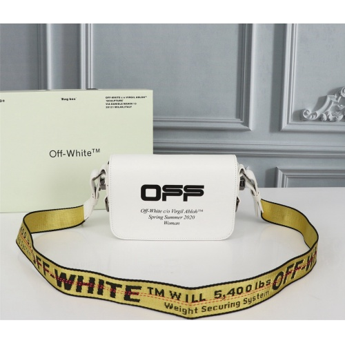 Off-White AAA Quality Messenger Bags For Women #809873