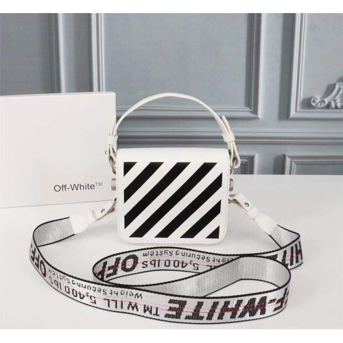 Off-White AAA Quality Messenger Bags For Women #809892