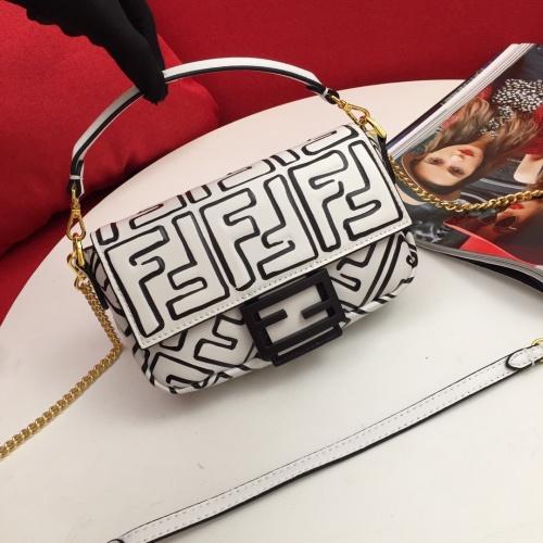 Fendi AAA Messenger Bags For Women #809895