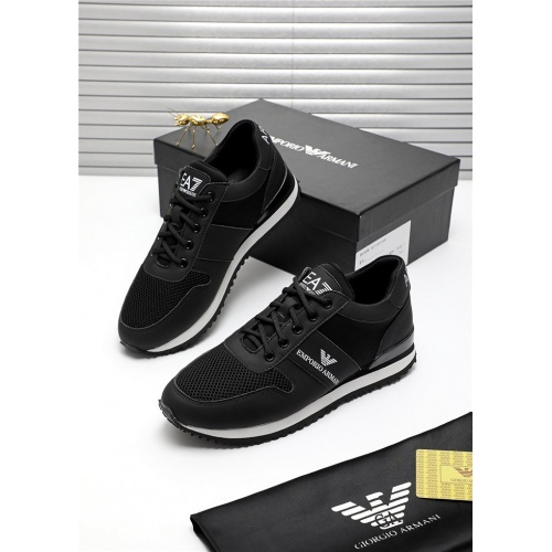 Armani Casual Shoes For Men #809901