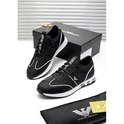 Armani Casual Shoes For Men #809904