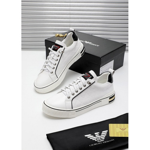 Armani Casual Shoes For Men #809912