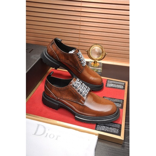 Christian Dior Casual Shoes For Men #809935 $122.00, Wholesale Replica Christian Dior Casual Shoes