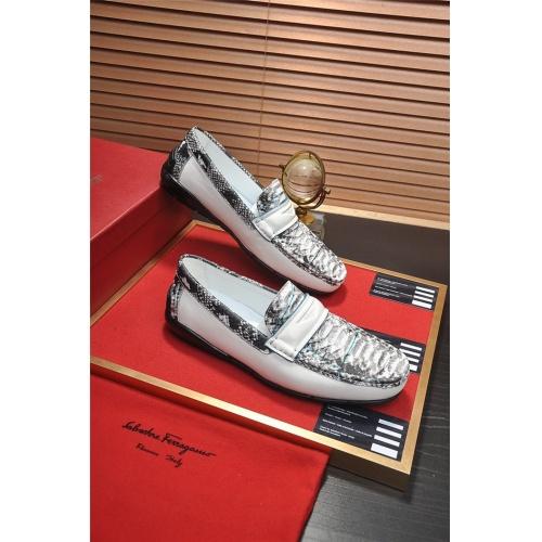 Ferragamo Salvatore FS Casual Shoes For Men #809942