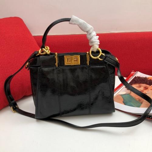 Fendi AAA Messenger Bags In 33*26*14cm For Women #809969