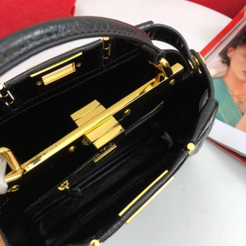 Replica Fendi AAA Messenger Bags In 33*26*14cm For Women #809969 $140.00 USD for Wholesale